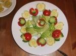 Valentine's Day salad
