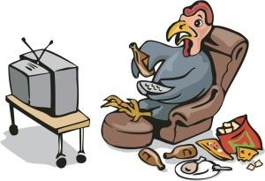 bigstock-Lazy-Turkey-Watching-Tv-2298130