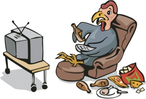 bigstock-Lazy-Turkey-Watching-Tv-2298130